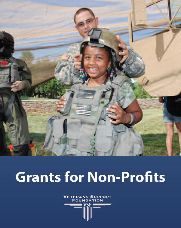 Veterans Support Foundation   Grants and Support